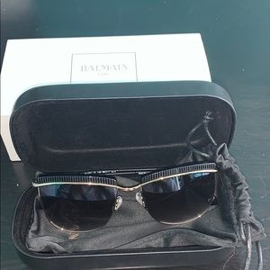 Balmain Paris sunglasses